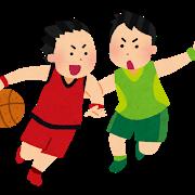 バスケットボール 英語